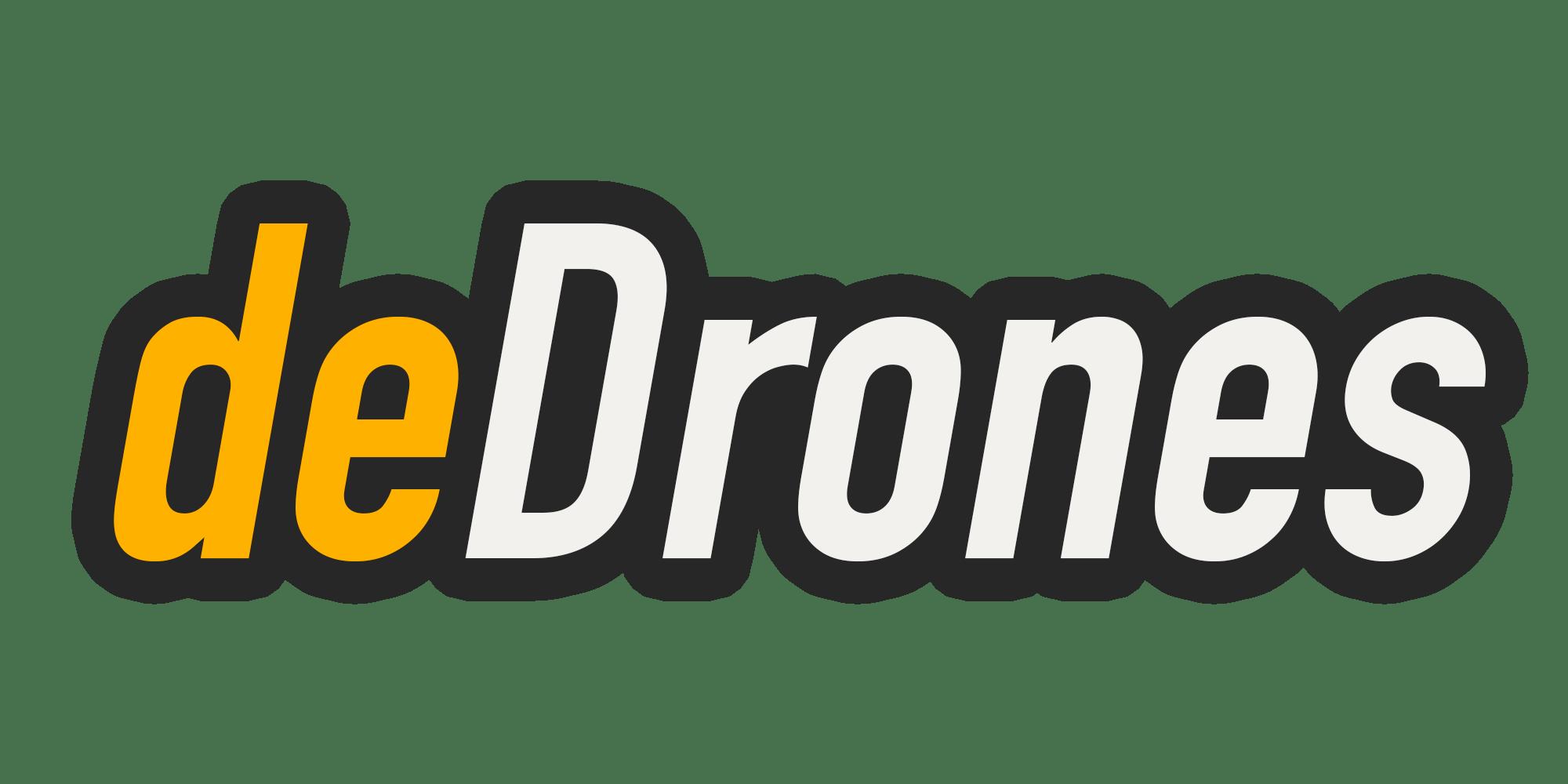 Logo de deDrones